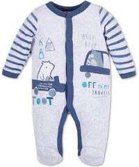 C&A Baby-Schlafanzug in Grau