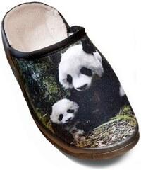 Blancheporte Pantofle s motivem pandy panda 36