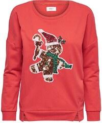 Only Weihnachtliches Sweatshirt