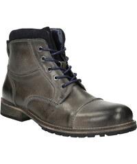 Baťa Pánská kožená obuv