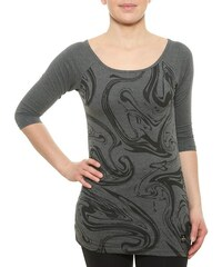 Dámské tričko Funstorm Asadi dark grey M f5000b191ac