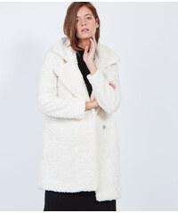 Manteau en fausse fourrure Etam
