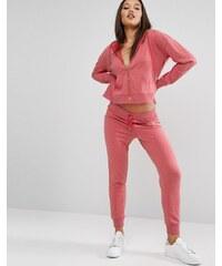 Juicy Couture - Dreamin' Of Juicy - Pantalon de jogging slim - Rouge