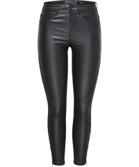 ONLY Royal Reg Rider Coated Skinny Fit Jeans