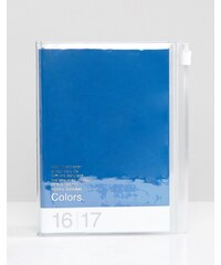Marks Inc. - Colour - Agenda - Bleu - Multi