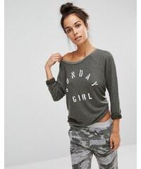 Sol Angeles - Sunday Girl - Sweat-shirt - Vert