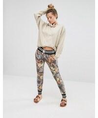 Sol Angeles - Pantalon de jogging motif camouflage - Multi