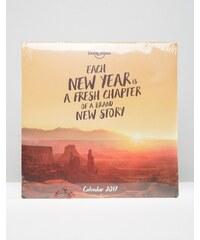 Books Lonely Planet - Calendrier 2017 - Multi
