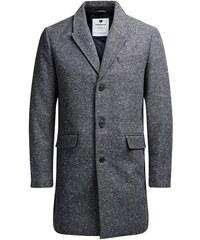 JACK & JONES Wollmischfaser Mantel Melierter