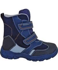 Protetika Chlapecké zimní boty Bolzano - modré