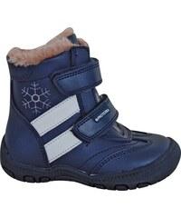 Protetika Chlapecké zimní boty Berger - modré