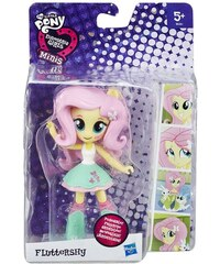 Hasbro My Little Pony Equestria girls Malá panenka - Flutter shy