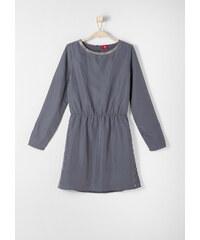 s.Oliver Tailliertes Kleid mit Schmuckkragen
