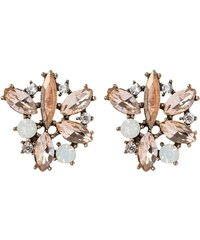 ALDO SYRACUSAE Boucles d'oreilles rose goldcoloured/clear