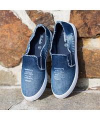 Balada Vices dámské boty Rebeca jeansové.