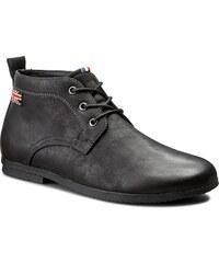 Kotníková obuv VAPIANO - M16AW061-2 Černá