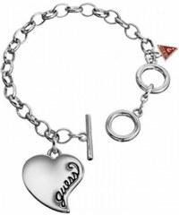 Guess Bracelet breloque coeur Femme UB306500