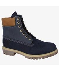 Timberland Tmavo modré Pánske členkové topánky - Glami.sk 23e419941d3