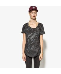 NIKE T-SHIRT TEE-BF BURNOUT GLITCH
