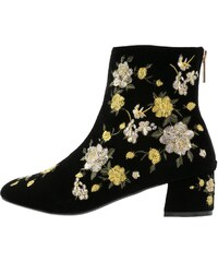 Topshop BLOSSOM Stiefelette yellow