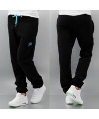 Just Rhyse Woman Sweat Pants Black/Blue