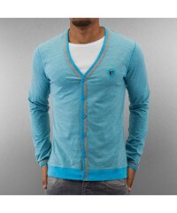 MCL 2 In 1 Look Cardigan Turquoise