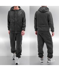 Dangerous DNGRS Rock Sweat Suit Charcoal Melange