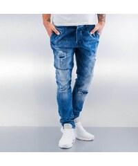 2Y Destroyed Jeans Blue