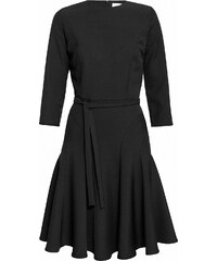 UNDRESS Robe Longue Noire - Saorsa