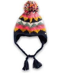 Esprit Bonnet coloré grosse maille, polaire
