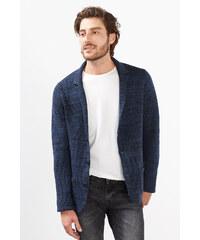 Esprit Blazer teint par sections, laine