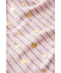 Esprit Tričko se třpytivým potiskem, 100% bavlna