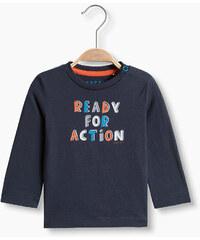 Esprit T-shirt à message imprimé, en coton