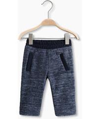 Esprit Pantalon polaire duveteux, taille élastique