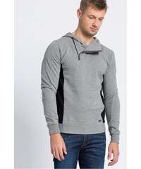 Guess Jeans - Mikina Coated Fleece