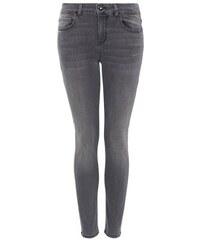 Damen HALLHUBER Skinny-Jeans HALLHUBER grau 32,34,38,40,42,44