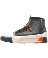Candice Cooper GRIFFIN Sneaker low nero/bianco