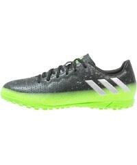 adidas Performance Fußballschuh Multinocken dark grey/silver metallic/solar green