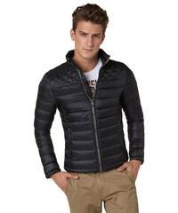 Jacke quilted jacket Tom Tailor schwarz XXL