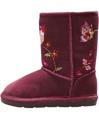 Next BERRY EMBROIDERED Stiefel purple