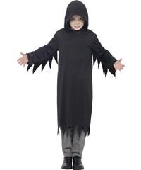 Smiffys Dětský kostým smrťáka - 10 - 12 roků