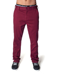 HORSEFEATHERS CAREER PANTS (ruby)