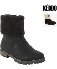 Bottines avec rembourrage chaud Keddo