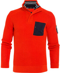 Gaastra Pullover Plywood orange Herren