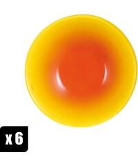 Luminarc Lemon Fizz - Lot de 6 coupelles multi-usages - jaunes