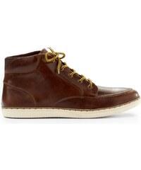 Celio Cytrip - Sneakers en cuir - marron