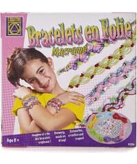 BSM Macramé - Bracelets en folie