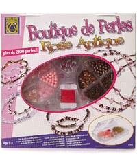 BSM Rose Antique - Boutique de perles