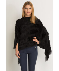 Orsay Poncho im Material-Mix