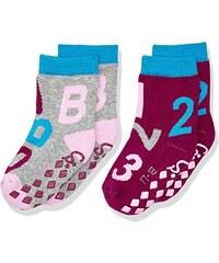 Sterntaler Baby-Mädchen Socken Abs-Söckchen Dp Abc/123
